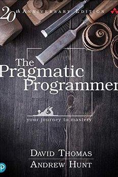 The Pragmatic Programmer book cover