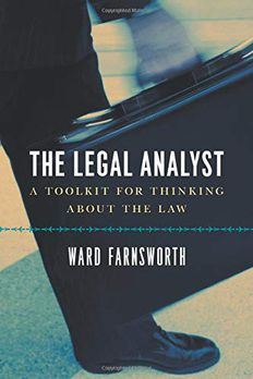 The Legal Analyst book cover