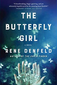 The Butterfly Girl book cover