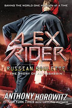Russian Roulette book cover