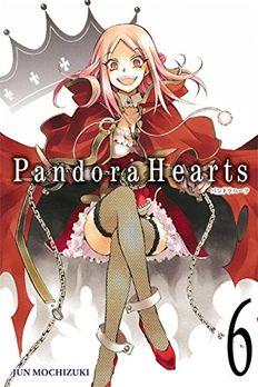 Pandora Hearts, Vol. 6 book cover