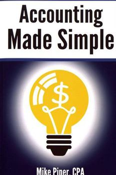 Accounting Made Simple book cover