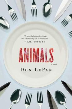 Animals book cover