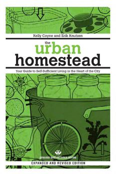 The Urban Homestead book cover