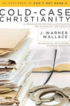 Cold-Case Christianity book cover