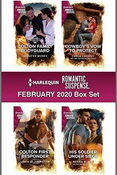 Harlequin Romantic Suspense February 2020 Box Set book cover