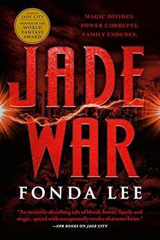 Jade War book cover