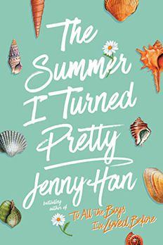 The Summer I Turned Pretty book cover
