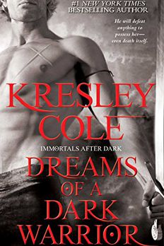 Dreams of a Dark Warrior book cover