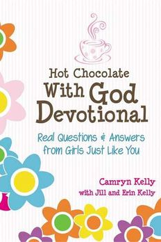 Hot Chocolate With God Devotional book cover