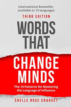 Words That Change Minds book cover