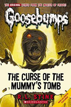 The Curse of the Mummy's Tomb book cover