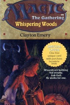 Whispering Woods book cover