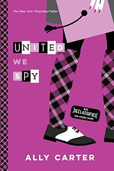 United We Spy book cover