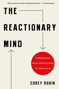 The Reactionary Mind book cover