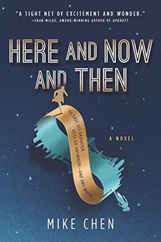 Here and Now and Then book cover