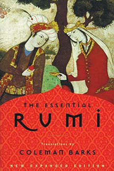 The Essential Rumi book cover