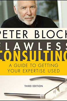Flawless Consulting book cover