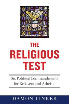 The Religious Test book cover