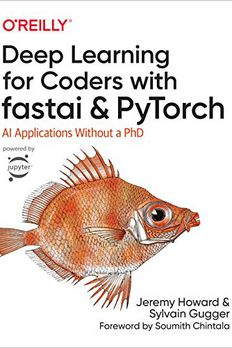 Deep Learning for Coders with fastai and PyTorch book cover