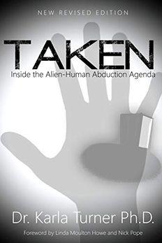 Taken book cover