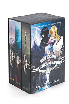 The School for Good and Evil Series Paperback Box Set book cover