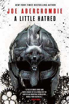 A Little Hatred book cover