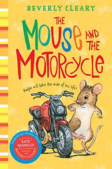 The Mouse and the Motorcycle book cover