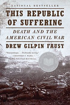 This Republic of Suffering book cover