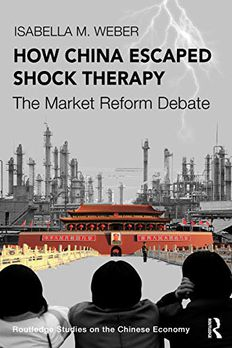 How China Escaped Shock Therapy book cover
