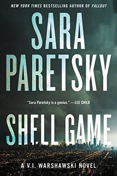 Shell Game book cover