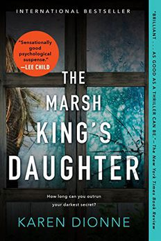 The Marsh King's Daughter book cover