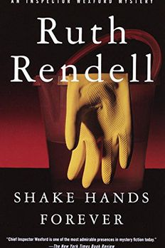 Shake Hands Forever book cover