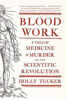 Blood Work book cover
