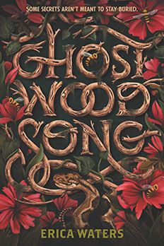Ghost Wood Song book cover