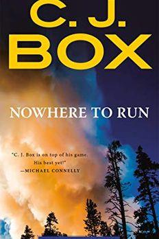 Nowhere to Run book cover