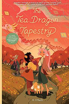 The Tea Dragon Tapestry book cover