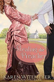 Stealing the Preacher book cover