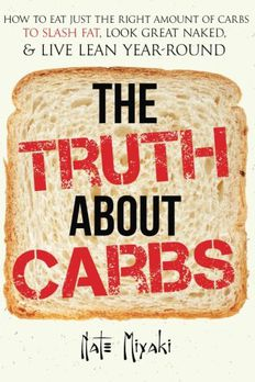 The Truth about Carbs book cover