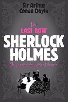 His Last Bow book cover
