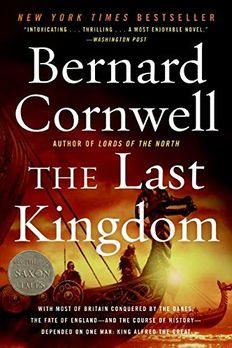 The Last Kingdom book cover