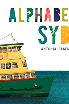 Alphabetical Sydney book cover