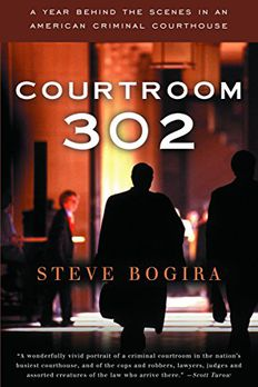 Courtroom 302 book cover
