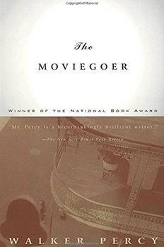 The Moviegoer book cover