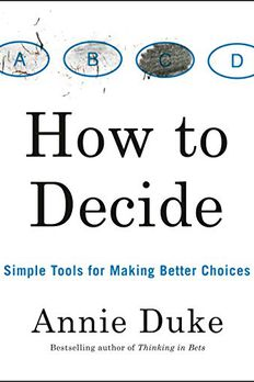 How to Decide book cover