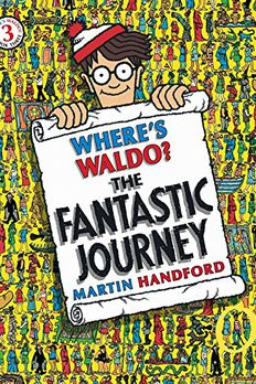 Where's Waldo? The Fantastic Journey book cover