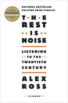 The Rest Is Noise book cover