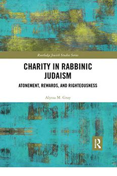 Charity in Rabbinic Judaism book cover