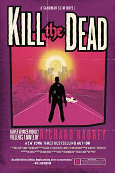 Kill the Dead book cover