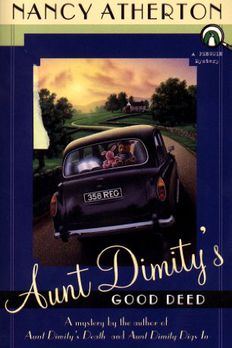 Aunt Dimity's Good Deed book cover
